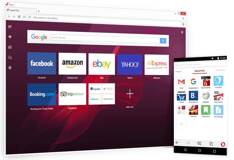 Como baixar Opera browser? - Os melhores navegadores de ...